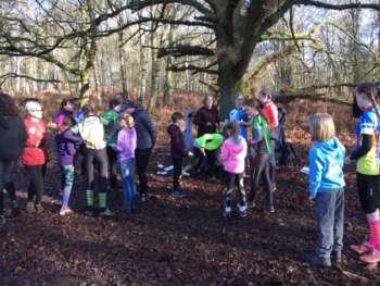 Gathering for Junior Training